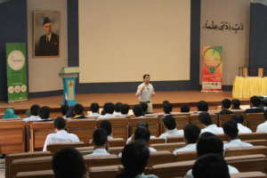ACDC session with enthusiastic PNEC NUST-ians