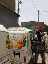 Rickshaw Project represent!