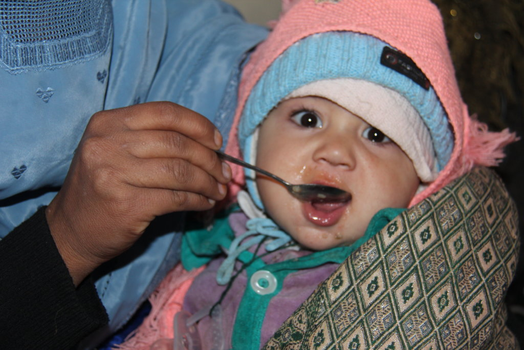 Save Afghan Women & Children with Health Care