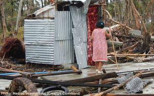 Safeguarding against violence after Haiyan
