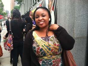 Ojonwa Miachi, Nigerian girls' education activist