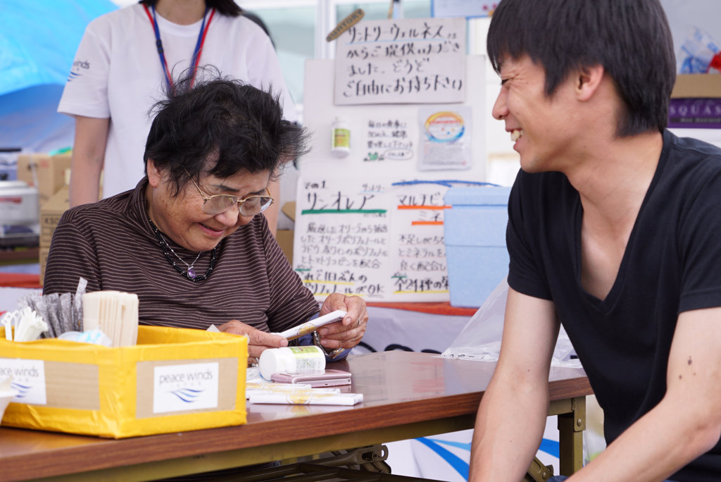 Japan Earthquake Disaster Recovery