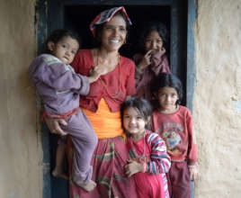 Support Girls' Education in Rural Nepal