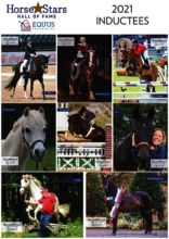 2021 Horse Stars Hall of Fame Inductees
