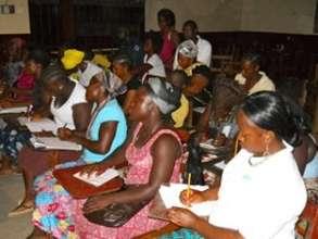 Class in Liberia