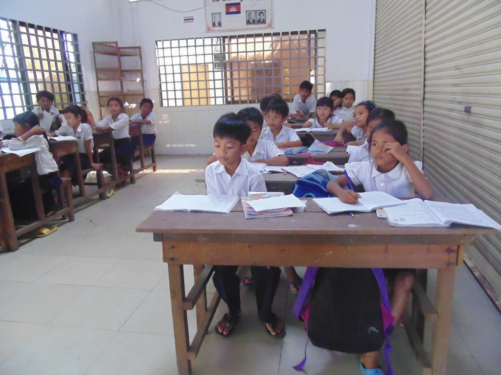 Education for 300 Urban Poor Children
