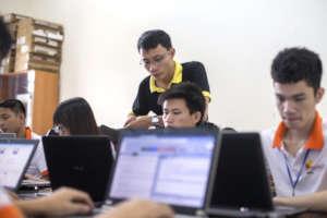 Coding class