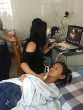 Fu Wai Hospital Doctor Examines Child