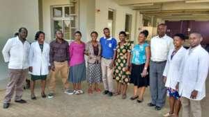 First-Ever ECP Diploma Class