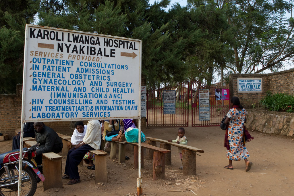 Saving Lives With Emergency Care in Rural Uganda