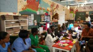 Children in charge of their own care and treatment