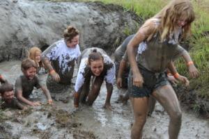 Mud run 2020 , getting muddy for cancer