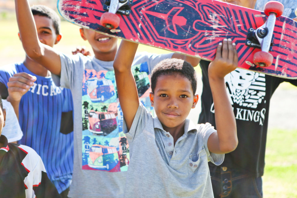 Sport clubs for disadvantaged South African kids