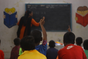 A Teaching Session