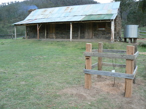 Burgoyne's Hut