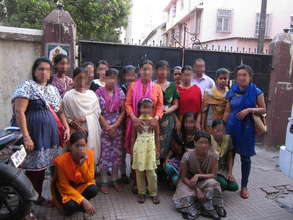 Repatriation of 14 Girls to West Bengal.