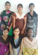 our girls who will appear for (S.S.C) 10th exam