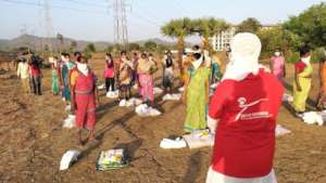 Food Kits Distribution in Tribal Areas