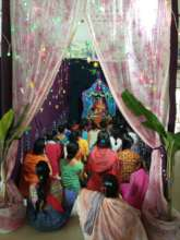 Ganesh Chaturthi is a Hindu festival,
