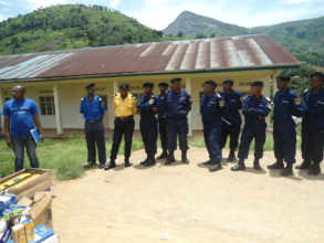Police prevention committee in the DRC