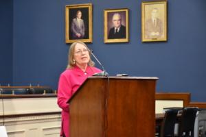 EESI Executive Director Carol Werner