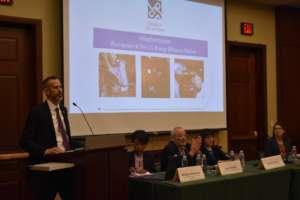 EESI's briefing panel on energy efficiency