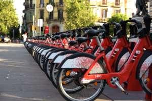 Bike Sharing in Barcelona