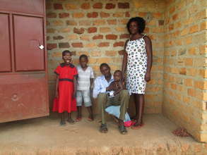 Gracious Family who has taken in Orphans