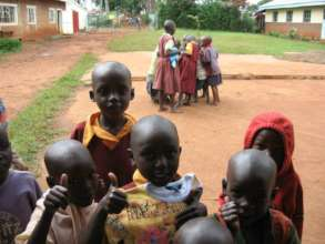 Children in uniform