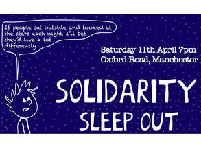 Solidarity Sleep Out