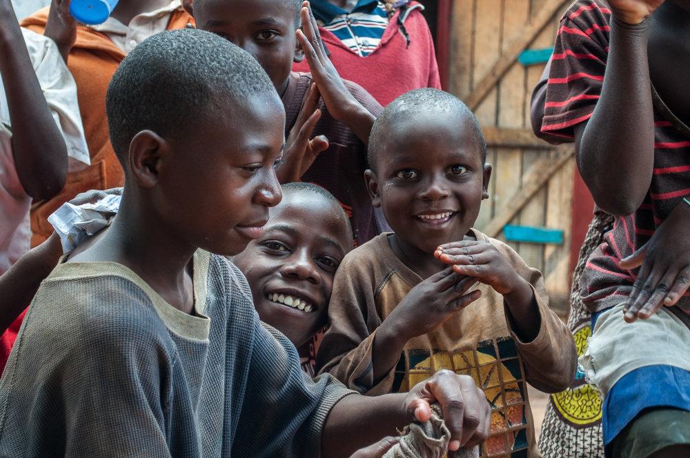 Reintegrate Street-Connected Children in Kitale