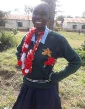 Ines Graduates from Primary School