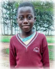 Junior in School Uniform