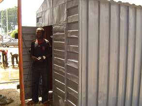 Aminu's Affordable Shed Project