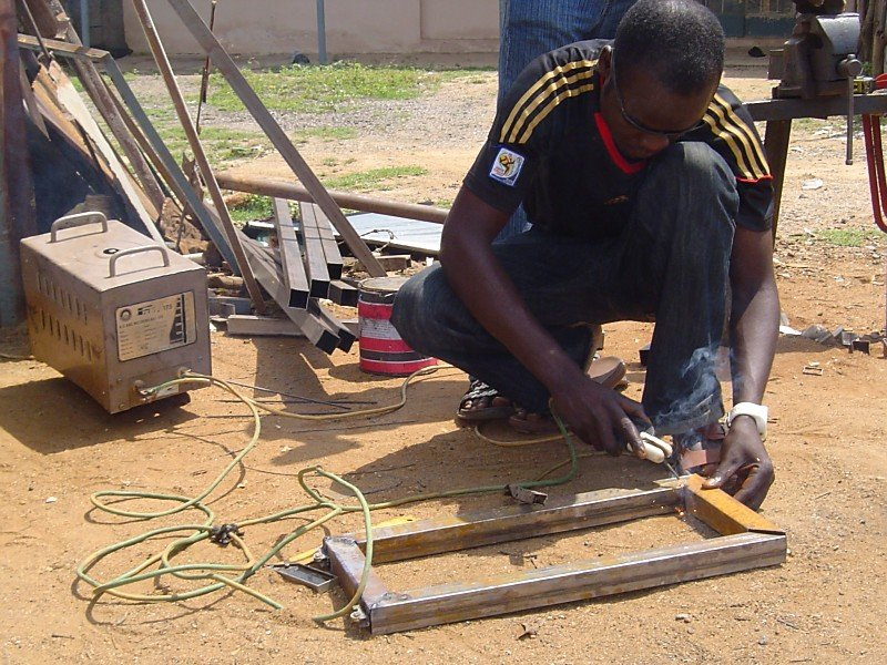 Make Abdulrahman Welders A Reality & Create 5 Jobs