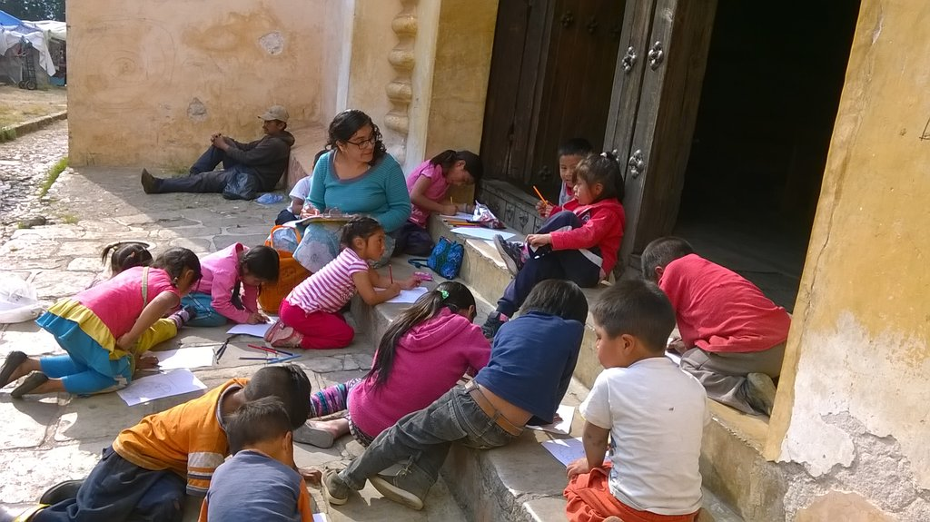 Education for 250 working children in Chiapas