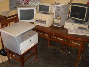 computers printer copier  that need to refurbrish