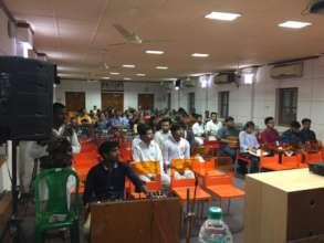 Tiger Seminar Participants Photo Credits: Dr Sudip