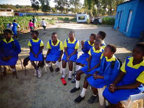 Second chance education for orphans in Mbare