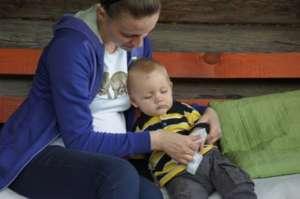 Maxim and his Mum