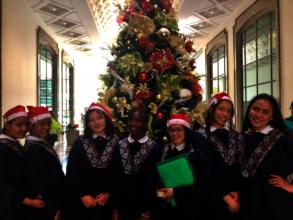 2018 all-girl choir