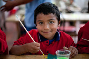 Give at-risk Colombian children a safe home