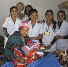Midwives in Ilam, Nepal
