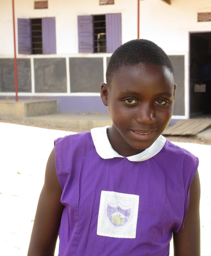 Support Agatha's Education