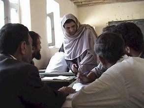 Teacher Trainer and Teachers