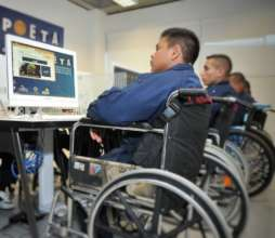 Training for Youth with Disabilities in Brazil