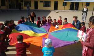 Our new class at Little Daffodils