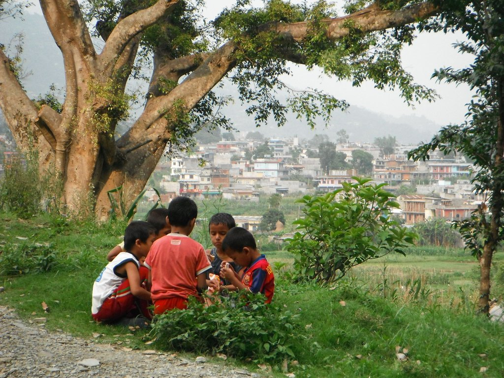 Support Disadvantaged Children and Adults in Nepal