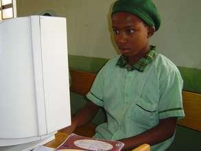 Orphan Child Ezmi
