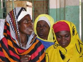 Traditional midwives saving lives